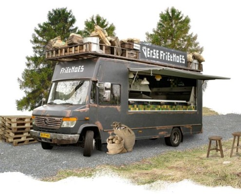Foodtruck-Friethoes